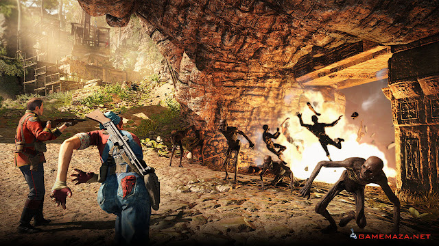 Strange Brigade Gameplay Screenshot 3