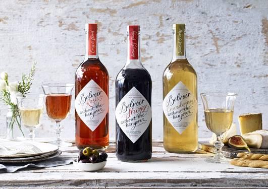 Belvoir Non-Alcoholic Wine