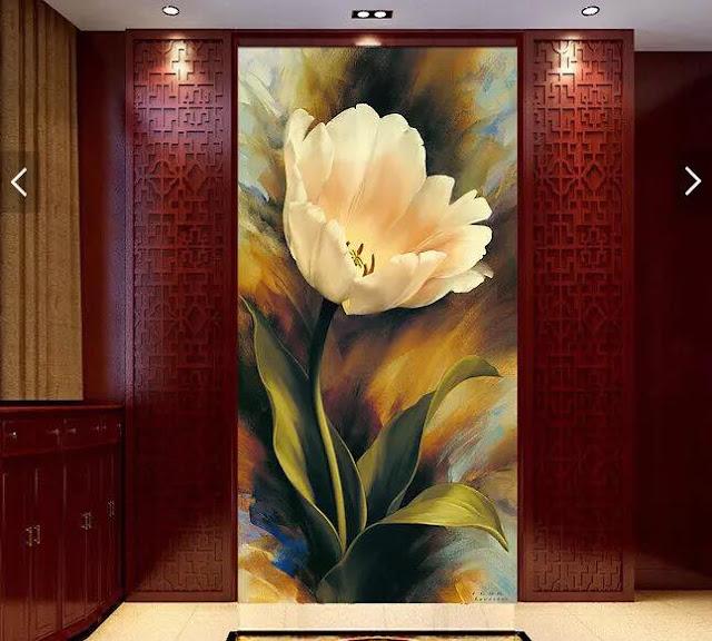 Tranh son dau so hoa o Phu Linh