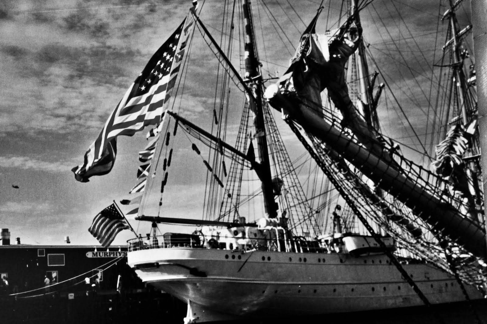 Tall Ship Festival in Boston
