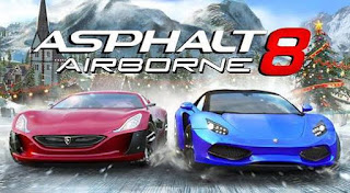 Free Downloads Asphalt 8: Airborne Apk Versi 3.3.1a Mod Data Android