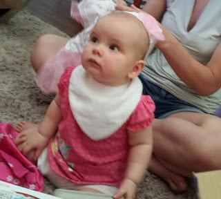 Our darling grandbaby Sophia