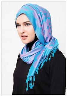 Model Jilbab Keluaran Terbaru