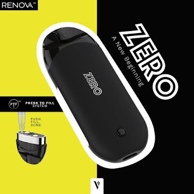 Vaporesso Renova Zero Pod - 59% Off - Dec. 2018