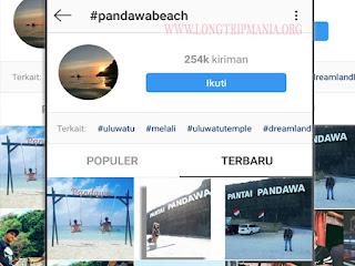 Inilah Objek Wisata Pantai Yang Dekat Dengan Pantai Pandawa
