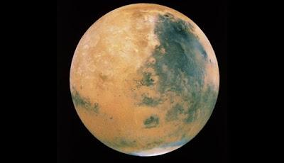 Akhirnya, Danau Air Cair Ditemukan Di Mars