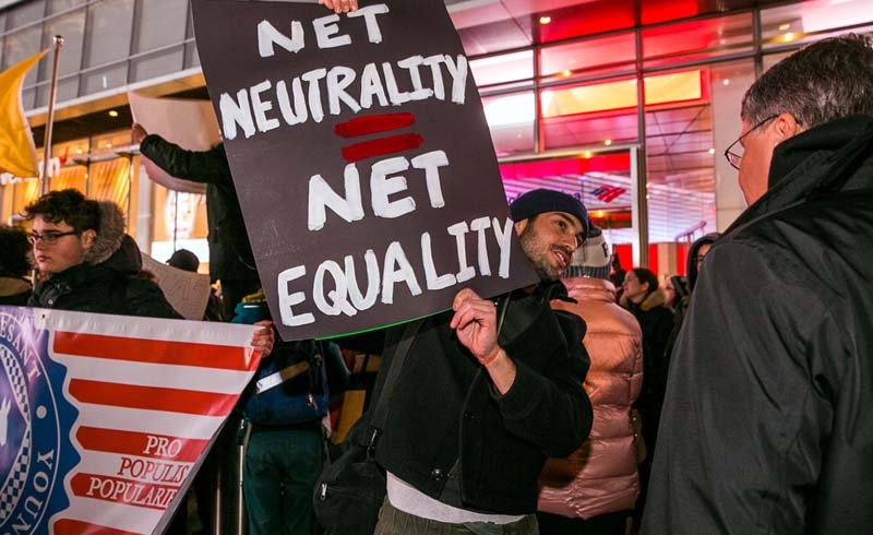 Net neutrality rules