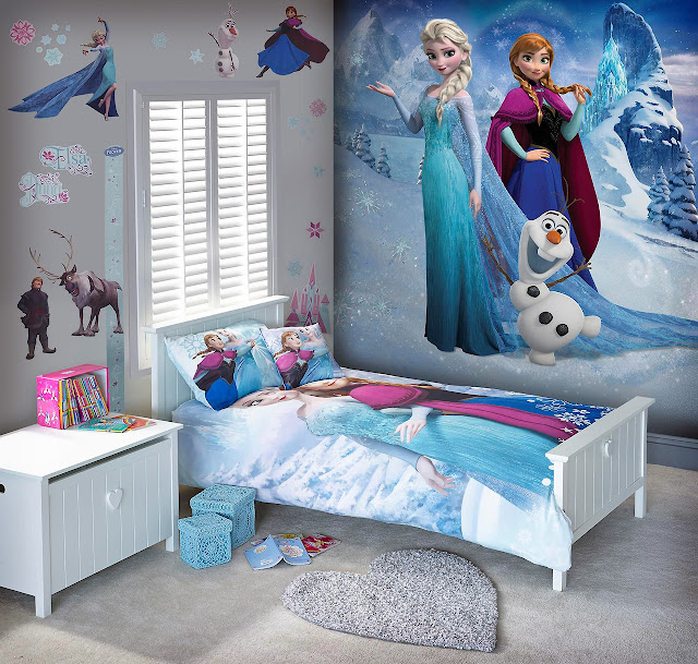 Frozen Wall Mural Disney