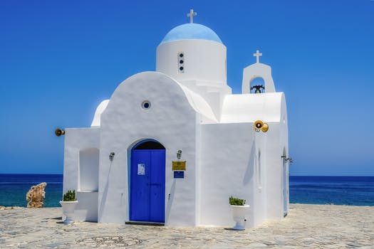 St Nicolas Chapel, Cyprus