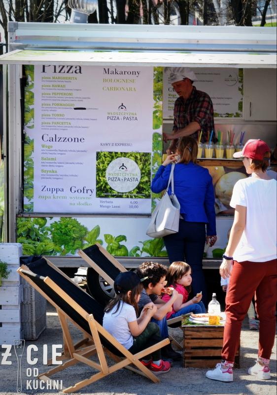 pizza, Wloszczyzna PIZZA i PASTA, food truck, street food, zycie od kuchni