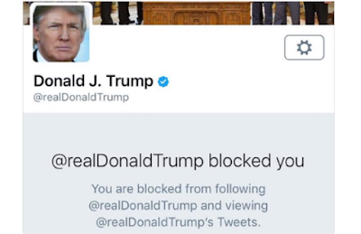 7 Twitter Users Sue Donald Trump For Blocking Them On His Own Twitter Account