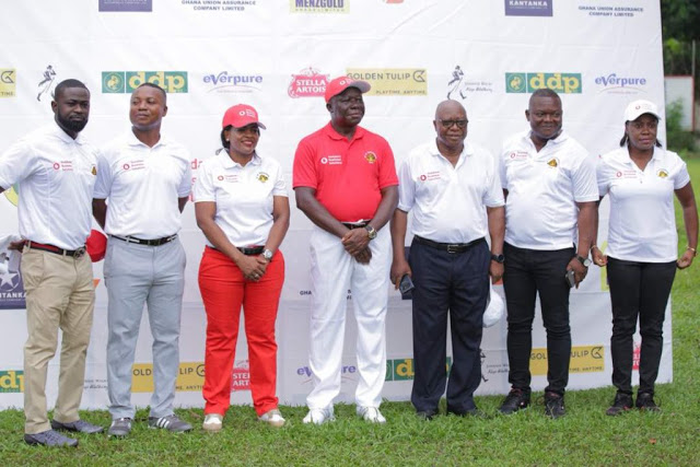 Vodafone Asantehene Golf Open : How One Brand Is Endearing Itself To Asanteman