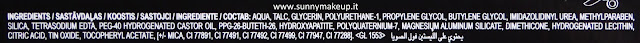 Avon - SuperShock Vivid Liquid Eye Shadow. L'ombretto liquido nella colorazione 24K Gold. L'Inci.