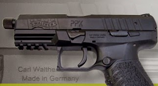 Versatile Walther PPX SD Has Suppressor Option   Concealed