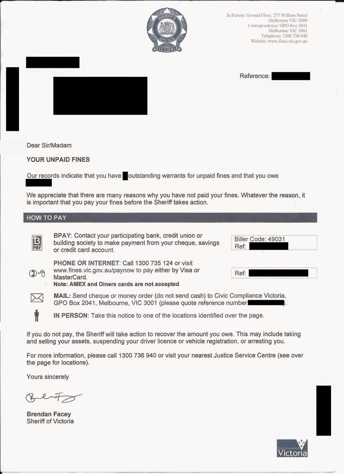 Corporate Australia The Unlawful Signature Of Victoria S Sheriff