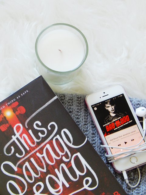This Savage Song Book Review | sprinkledpages