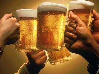 กินเบียร์แล้วสิวขึ้นหน้า