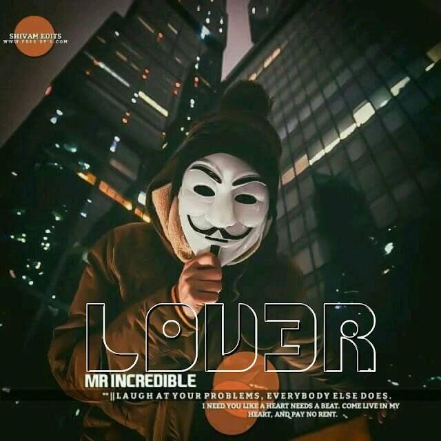 Lover Joker DP