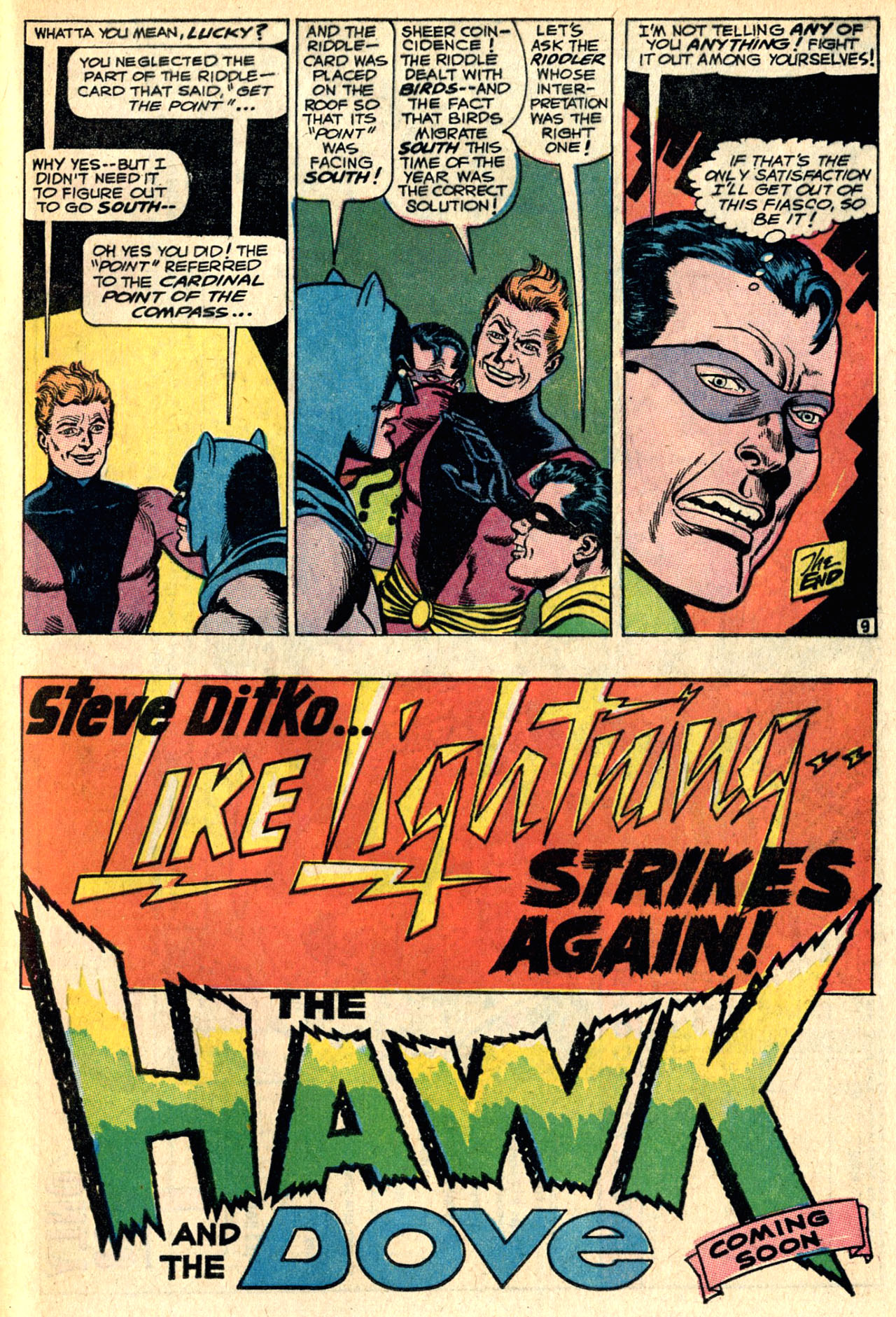 Detective Comics (1937) 373 Page 32