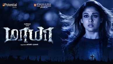 [2015] Maya HD Tamil Full Movie Online