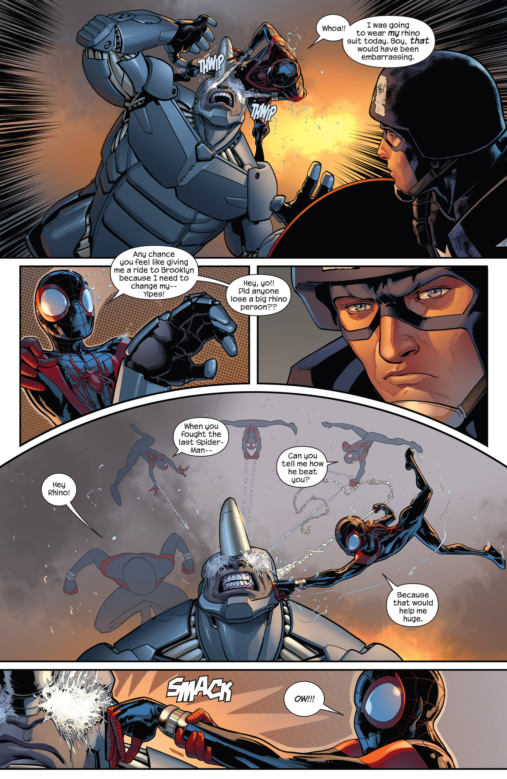 Read online Ultimate Comics Spider-Man (2011) comic -  Issue #14 - 17