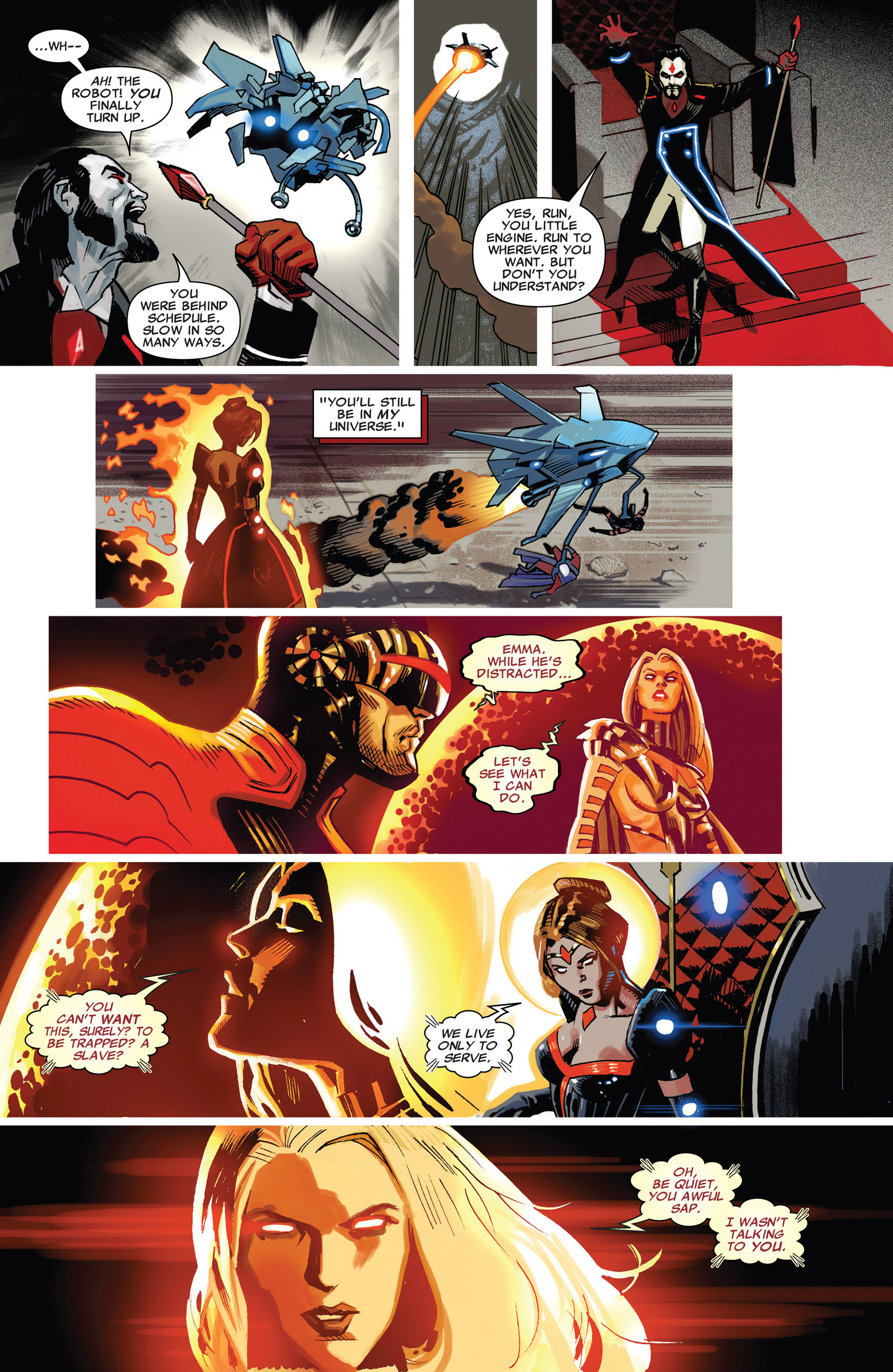 Read online Uncanny X-Men (2012) comic -  Issue #17 - 14