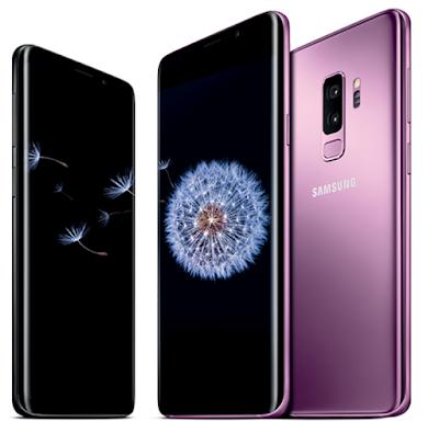 Samsung Galaxy S9 e S9+ 2018 e prezzo