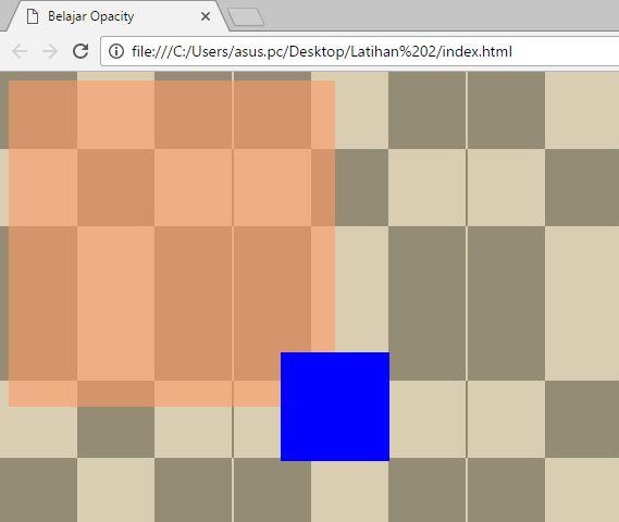 RGBa & HSLa 3- web desain