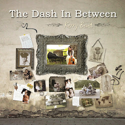 The Dash In Between - Kerry Bond - buy now