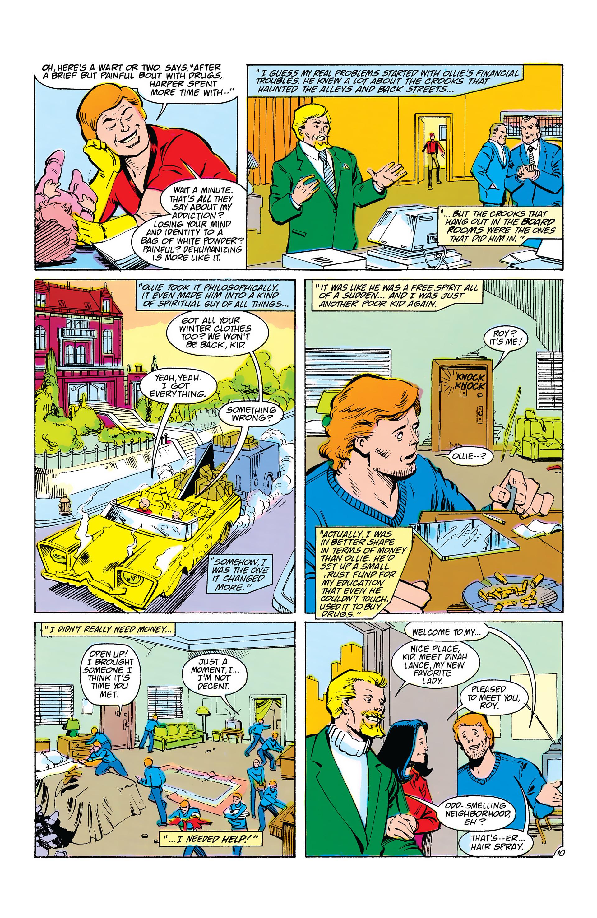 Read online Secret Origins (1986) comic -  Issue #38 - 33