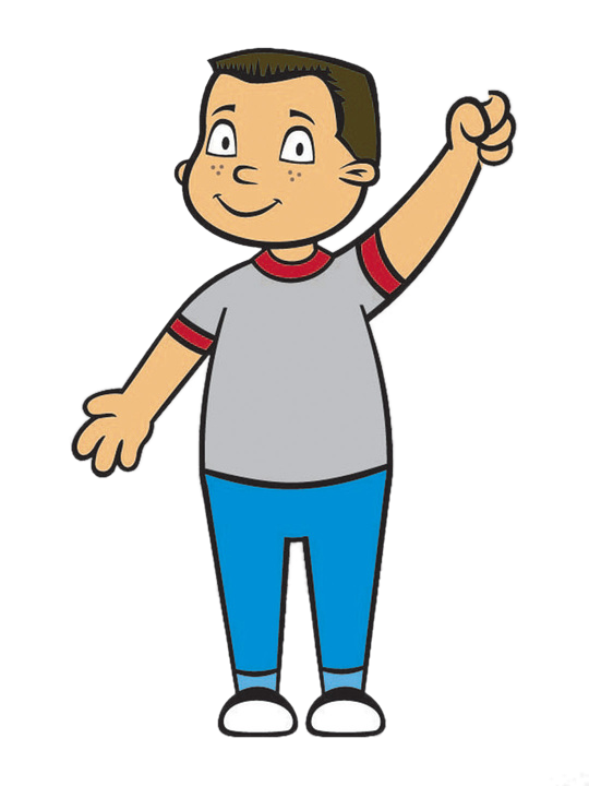 Cartoon Characters WordGirl PNG