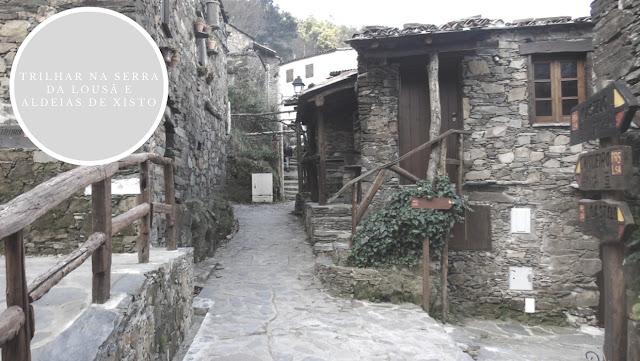 Trilhar na Serra da Lousã e Aldeias de Xisto
