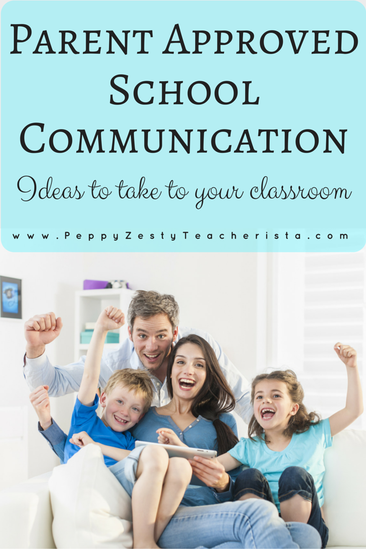 Classroom Parent Involvement Ideas ~ Peppyzestyteacherista parent approved school communication