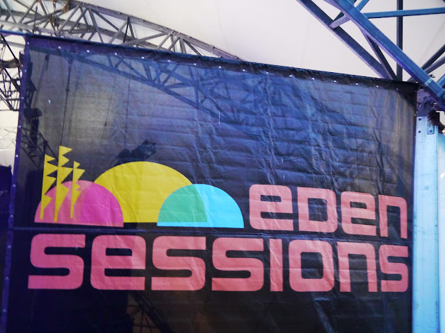 Eden Sessions Poster