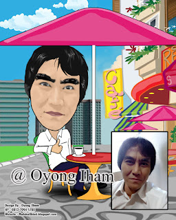 Oyong Ilham Karikatur