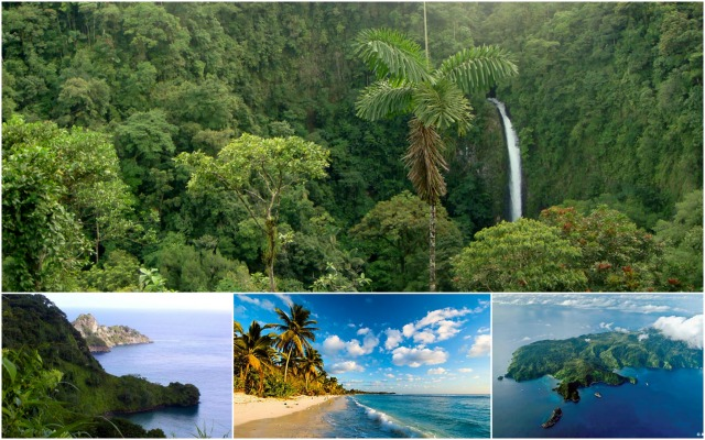 La Isla de Coco