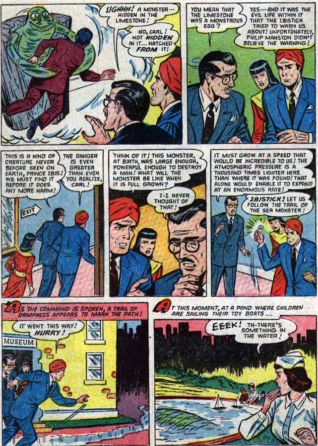 Read online WHIZ Comics comic -  Issue #154 - 18