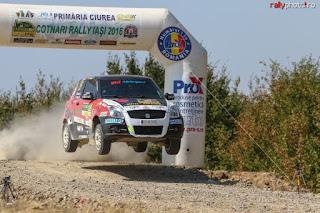 Suzuki cauta campion si în 2017 in Campionatul National de Raliuri