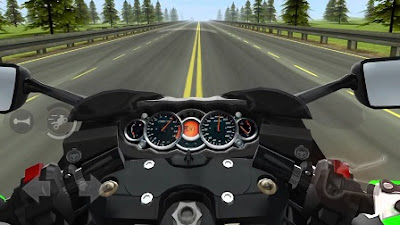 Best Racing Android Game: Traffic Rider