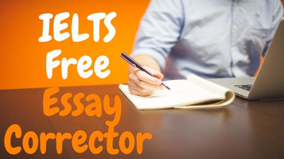 Best essay corrector free service websites