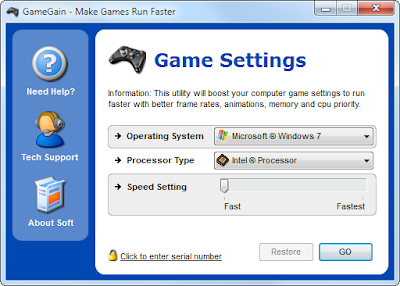 GameGain 2. 7.9.2012 + Crack