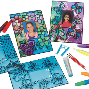 Mother's Day picture frame craft