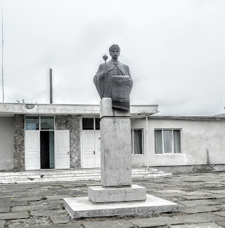 Руда. Памятник гетману Ивану Выговскому