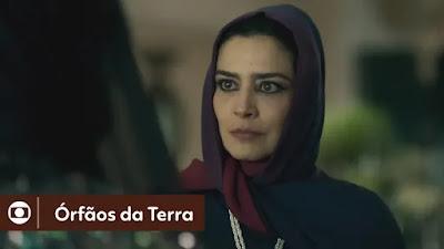 Novela Órfãos da Terra conheça Soraia, personagem de Letícia Sabatella