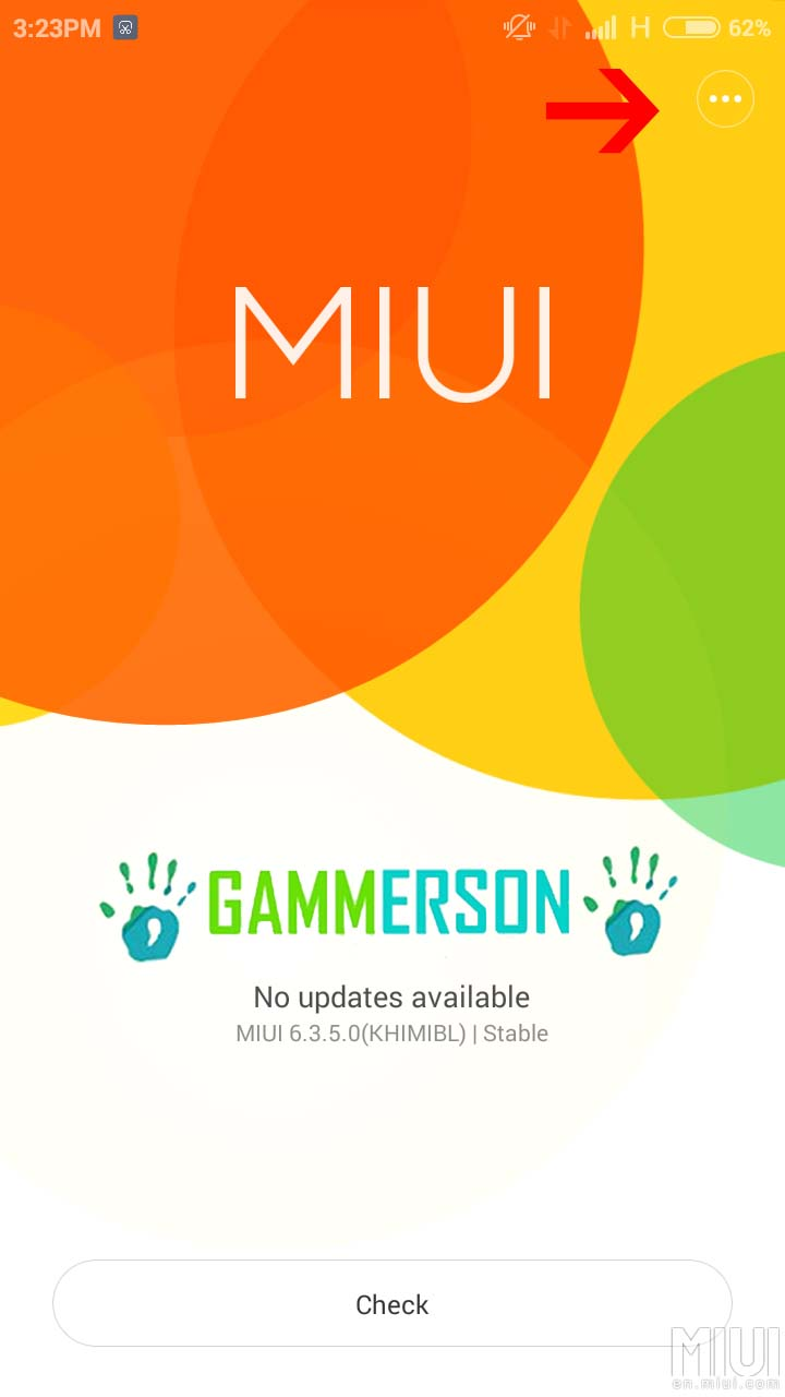 MIUI v6 3 5 0] How to Root Redmi Note 4G MIUI v6 3 5 0 [Kitkat][Unroot]