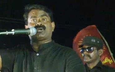 Seeman Speech 25-04-2016 Sivagangai