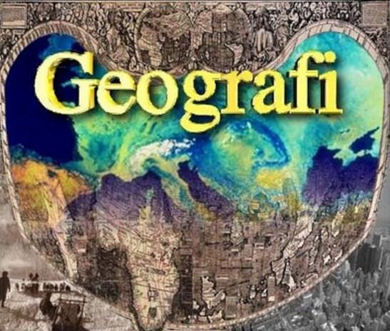 Geografi Kelas X