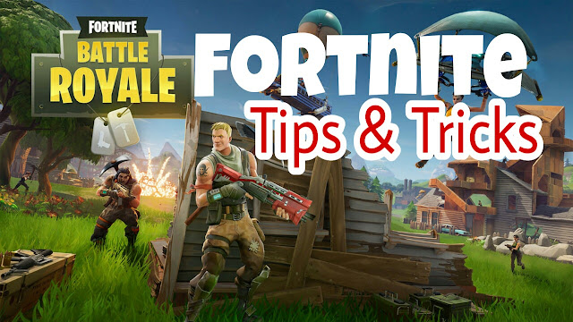 Fortnite Tips and Tricks: A Battle Royal guide to help you win fortnight । Online Help Hub.#PUBG