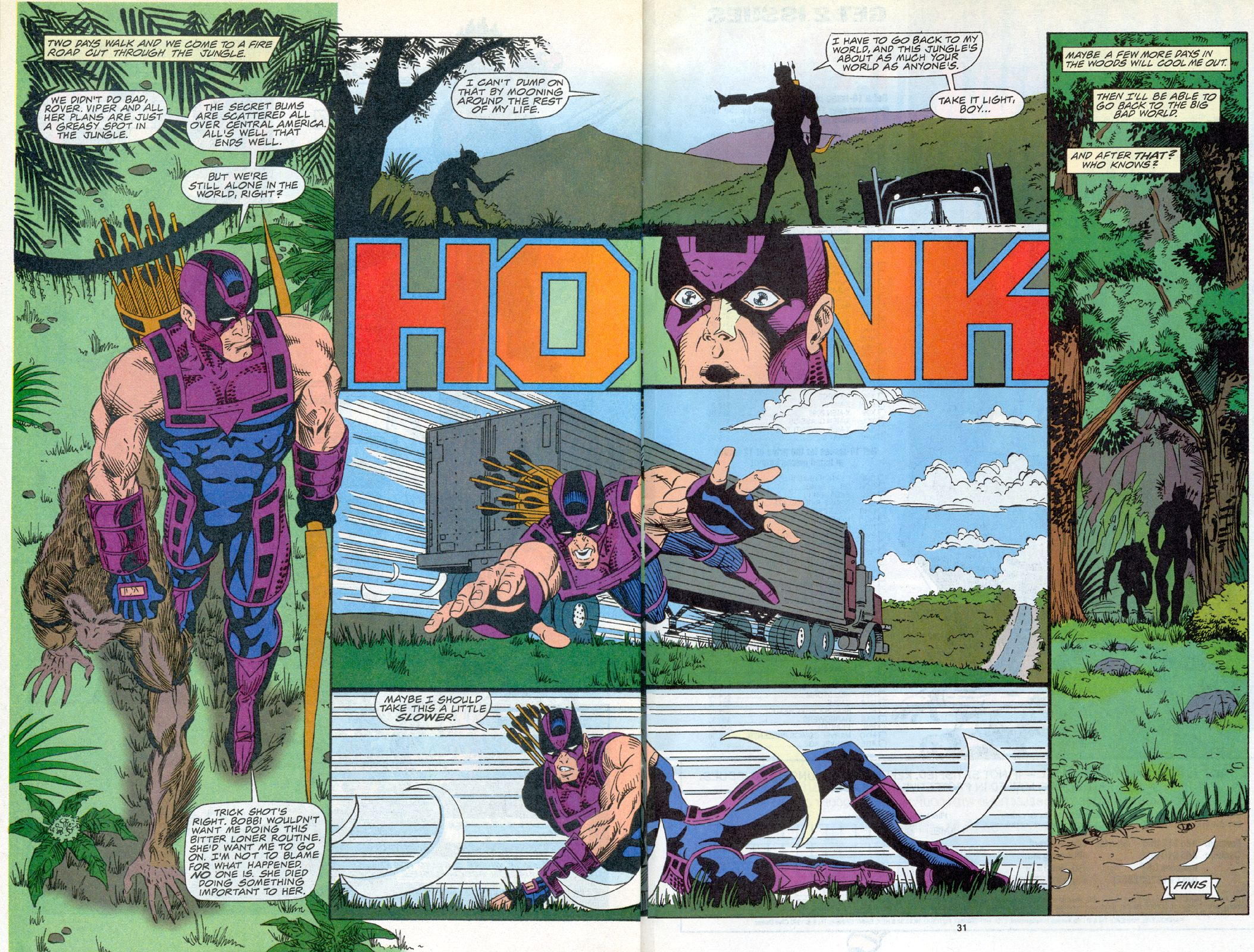 Hawkeye (1994) Issue #4 #4 - English 23