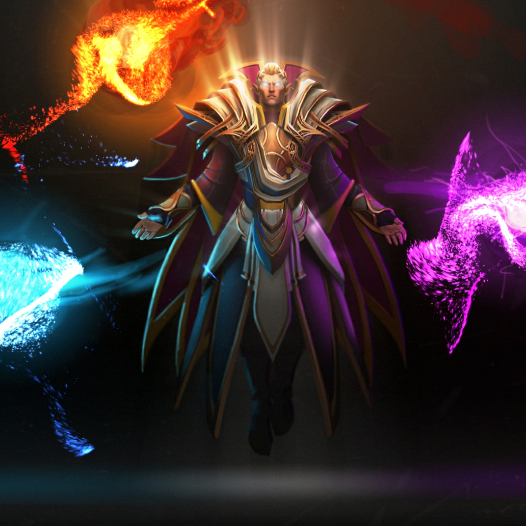 Dota 2 Invoker wallpaper engine free  free wallpaper engine